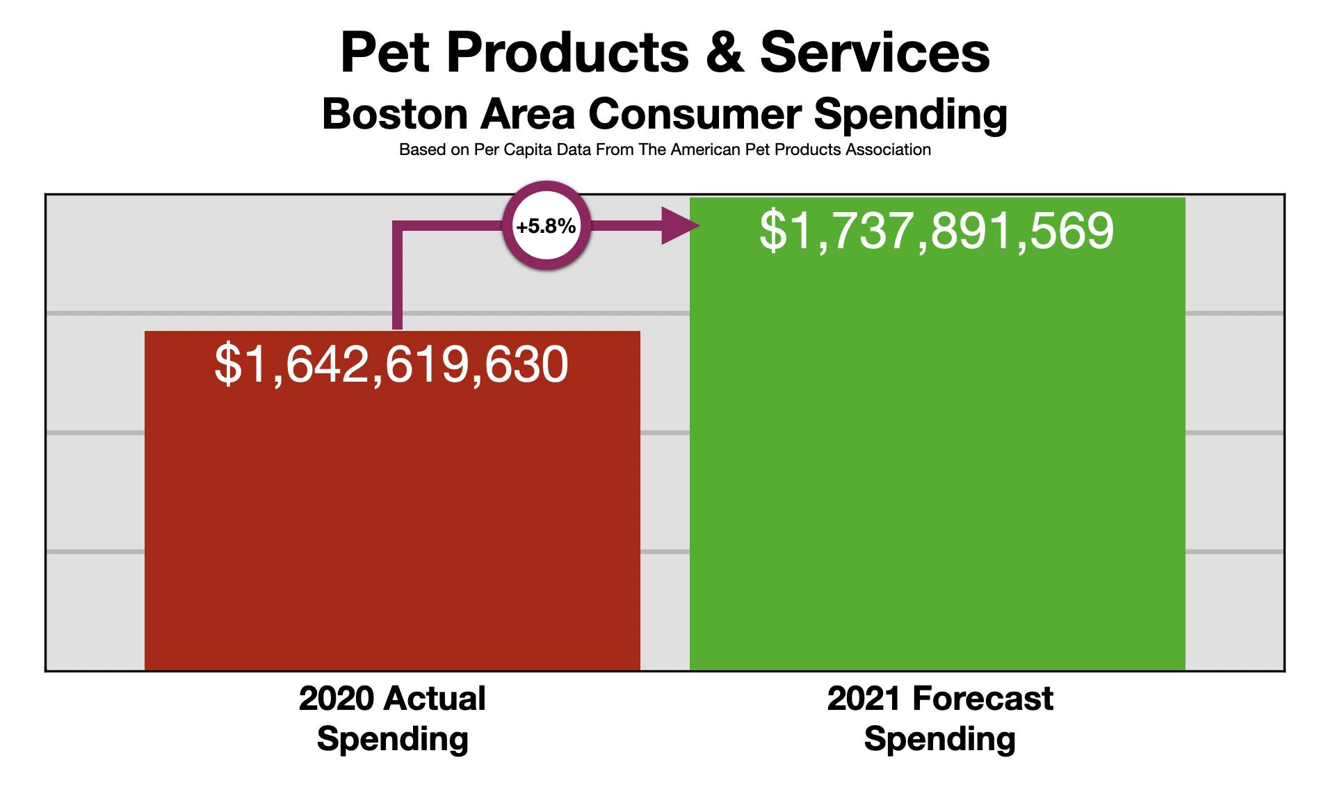 Advertising In Boston: Pet Ownership 2021